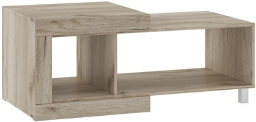 Tuckano Ultra Coffee Table 1200x490x600mm Oak/White