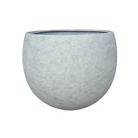 Puķu pods SN Ceramic Flower Pot RP17-419 D40cm White