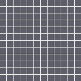 Paradyz Ceramika Abrila Mosaic Tiles 29.8x29.8cm Graphite