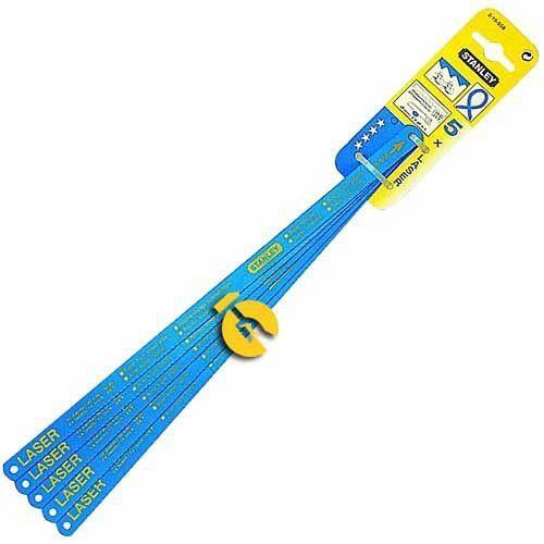 Stanley 215558 Laser Bi-Metal Hacksaw Blade