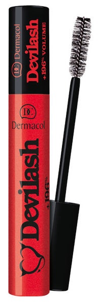 Dermacol Devilash 196 Volume Mascara 12ml Black