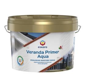 Kruntvärv Veranda Primer Aqua 2,7l