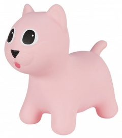 Tootiny Hoppimals Jumping Cat Pink