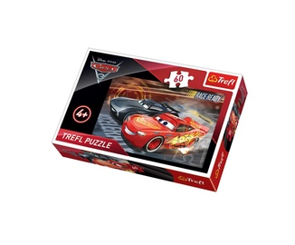 Puzle Trefl Cars 3 Race Ready 17297, 60 gab.