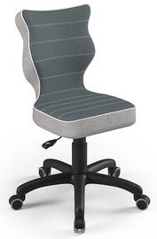 Детский стул Entelo Petit CR06, черный, 350 мм x 830 мм