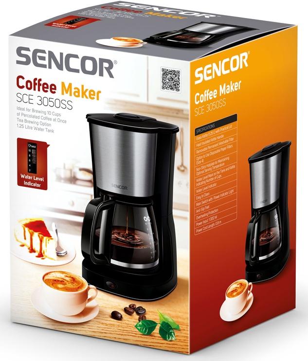 Kavos aparatas Sencor SCE 3050
