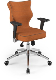 Entelo Perto Poler Office Chair FC34 Orange