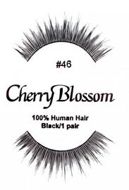 Cherry Blossom 100% Human Hair Eyelashes 46