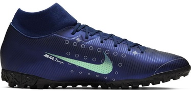 Nike Mercurial Superfly 7 Academy MDS TF BQ5435 401 Blue 45