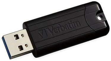 USB atmintinė Verbatim PinStripe Black, USB 3.0, 16 GB