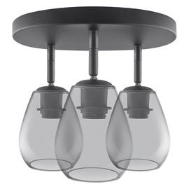 Tvirtinamas šviestuvas CONE SPOT, A806363WL, 3X60W, E27