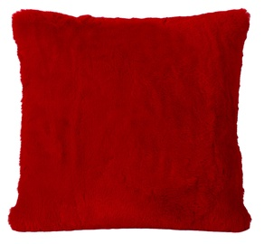 Home4you Soft Me Pillow 45x45cm Red