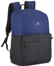 "Rivacase Backpack Mestalla 15.6"" Blue/Black"