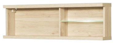 Bodzio Hanging Cabinet Panama PA08 Light Sonoma Oak