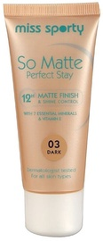 Miss Sporty So Matte Perfect Stay Foundation 30ml 03