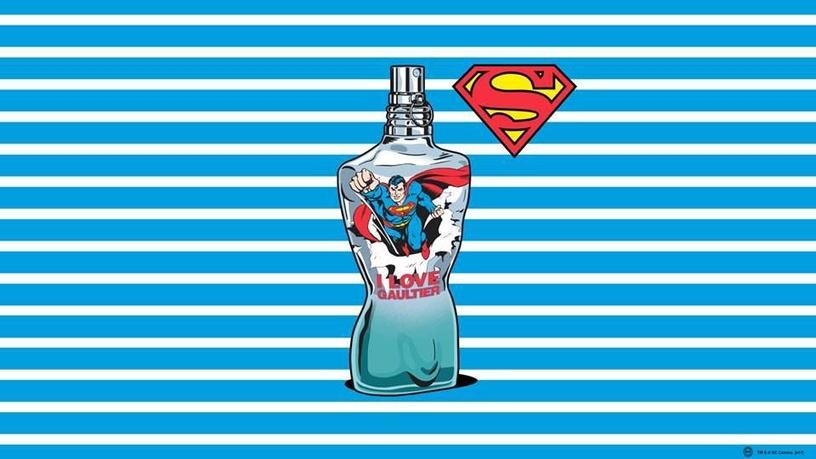 Jean Paul Gaultier Le Male Superman Eau Fraiche 125ml EDT