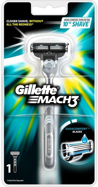 Gillette Mach3 Razor Hercules