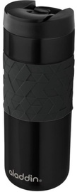 Aladdin Easy Grip Leak Lock Thermo Mug 0.47l Matt Black