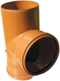 OEM 21360 Sewer Pipe 2-Way Connector 87° 200/110mm