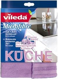 Vileda Microfibre Plus For Kitchen 2in1 141260