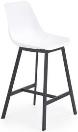 Барный стул Halmar H99 White/Black, 2 шт.
