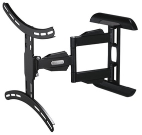 Hama FullMotion XL 32-65 TV Wall Bracket Black
