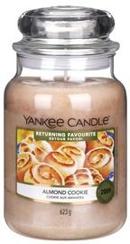 Свеча Yankee Candle Returning Favourite Almond Cookie, 110 - 150 час, 0.62 кг