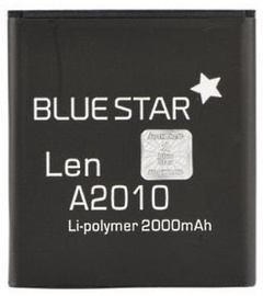BlueStar Battery For Lenovo A2010 2000mAh