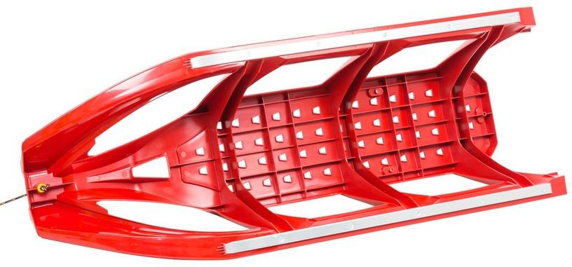 Prosperplast Tatra Sledge With Rope Red IST-R444