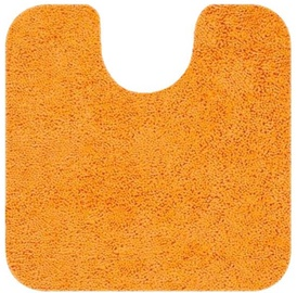 Spirella Highland Toilet Rug Orange