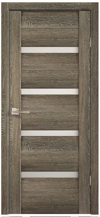 Ladora Door Grey Oak 2/15 FW 2000x800mm