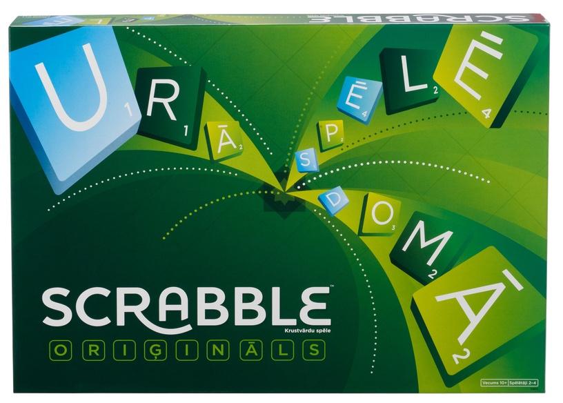 Galda spēle Mattel Scrabble Y9623 LV