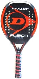 Dunlop Beach Tennis Racket Fusion Pro Black/Red