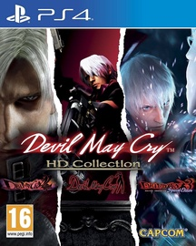 Игра для PlayStation 4 (PS4) Devil May Cry HD Collection PS4