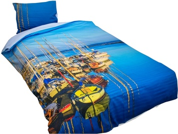 Bradley Bed Set 150x210cm Port