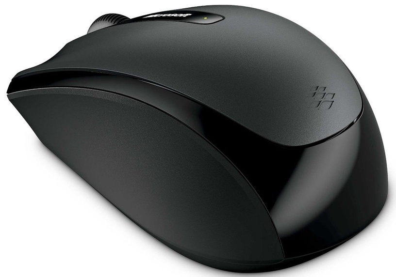 Microsoft Wireless Mobile Mouse 3500 Loch Ness Gray