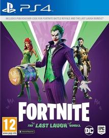 Игра для PlayStation 4 (PS4) Epic Games Fortnite The Last Laugh Bundle