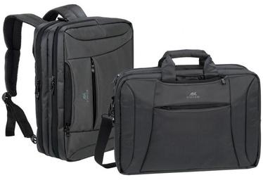"Rivacase Laptop Backpack Central 15.6"" Black"