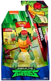 Playmates Toys Teenage Mutant Ninja Turtles Raphael SideFlip Ninja Attack 81404