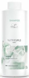 Wella Professionals Nutricurls Curls Shampoo 1000ml