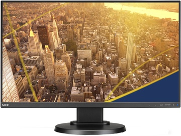 "Monitorius NEC E241N Black, 24"", 6 ms"