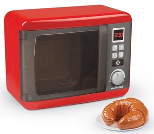 Smoby Microwave Oven Red