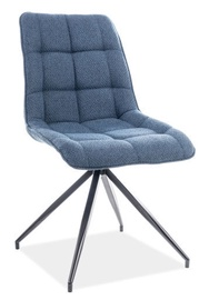 Signal Meble Chic II Chair Blue