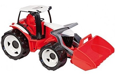 Lena Maxi Tractor With Front Loader Red 2055