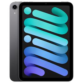 Планшет Apple iPad mini 6, серый, 8.3″, 4GB/64GB