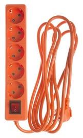 Okko Power Strip 5-Outlet 16A 230V 3m