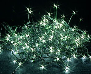 Verners LED 400 White 15m
