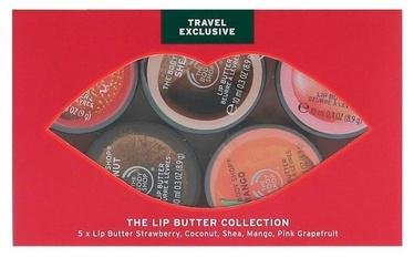 The Body Shop G3 Women Lip Butter 5 x 10ml