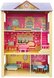 Домик Wooden Doll House BKKZ0246