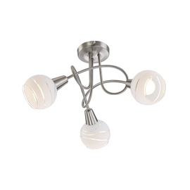 Lubinis šviestuvas Globo Elliot 54341-3, 3X4W, E14, LED